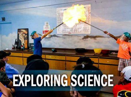 AstroCamp Science & Adventure Summer Camp
