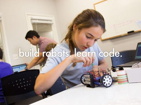 Robotics and Programming Camp