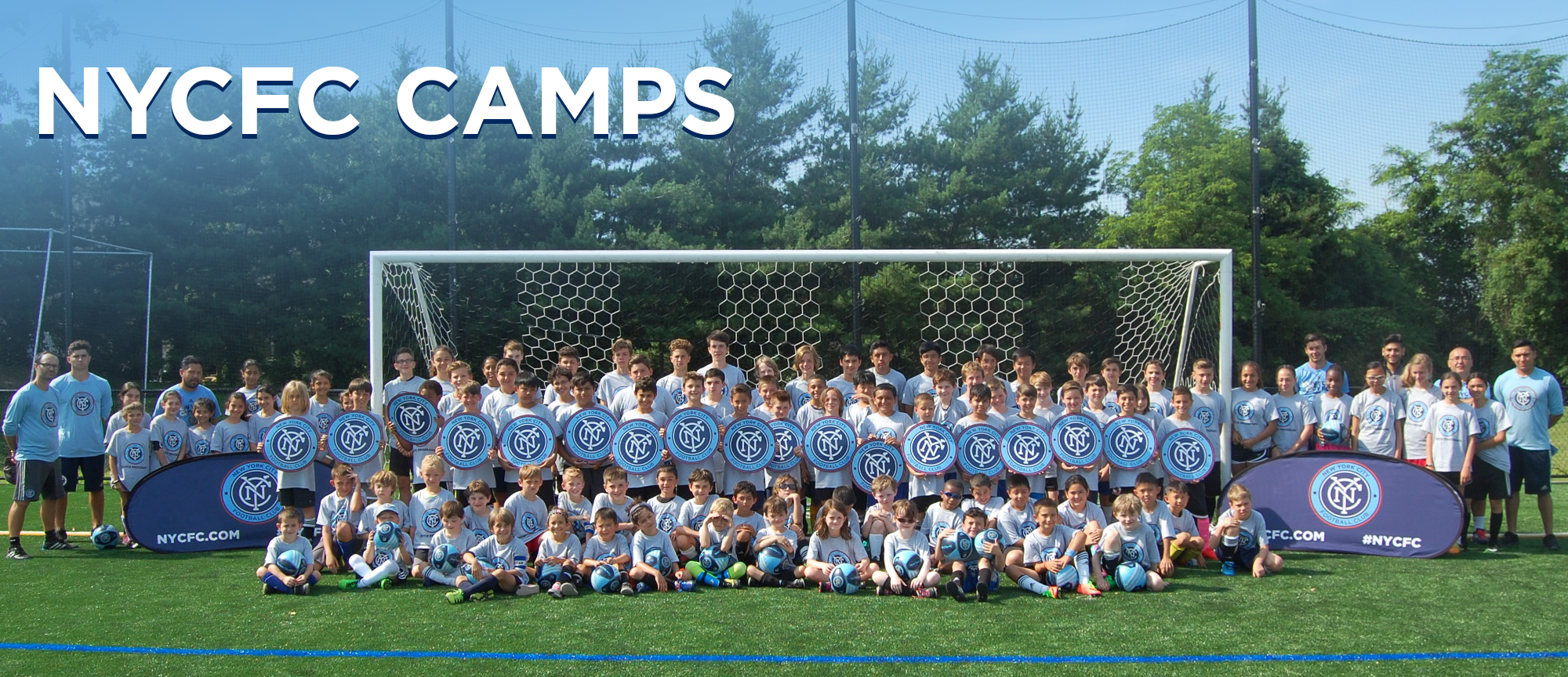 NYCFC Soccer Camps