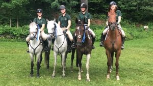 Willow Hill Farm Summer Horse Camp