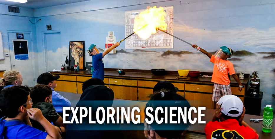 AstroCamp Science & Adventure Summer Camp