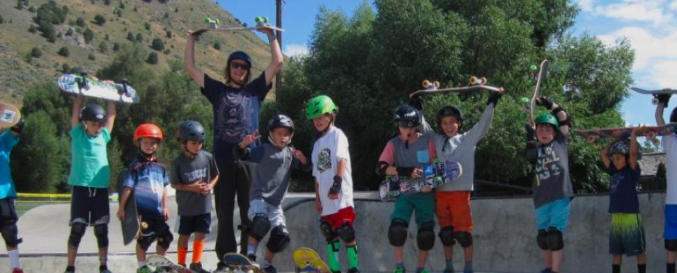 Jackson Hole Skateboard Camp