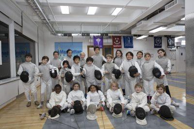 Fencing Day Camp-Manhattan Fencing Center