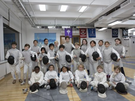 Fencing Day Camp-Manhattan Fencing Center