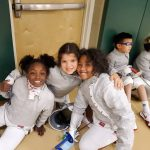 Manhattan Fencing Youth Camp