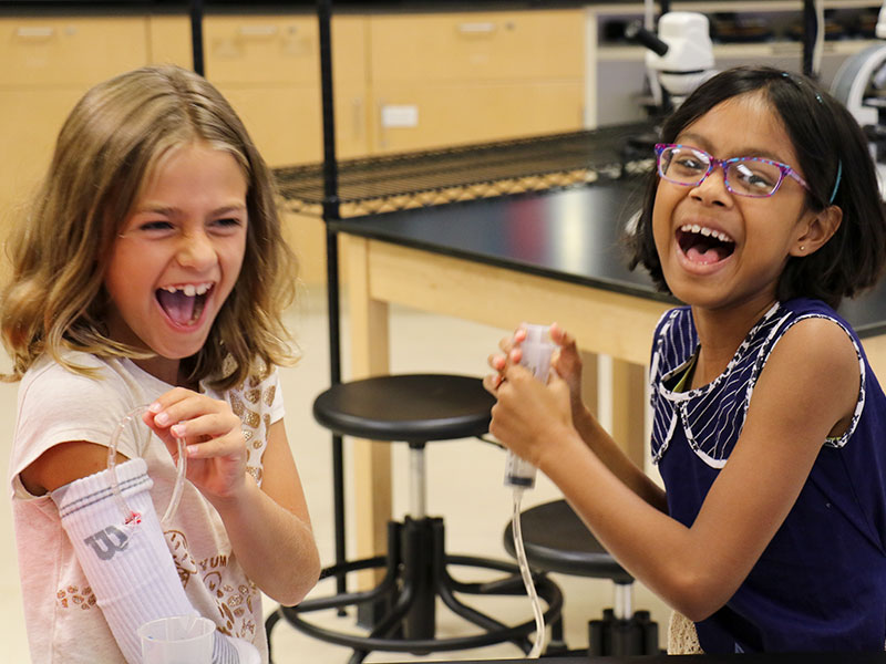 Van Andel Institute Summer STEM Camps